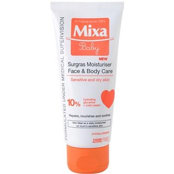 MIXA Baby krém pro děti na obličej a tělo