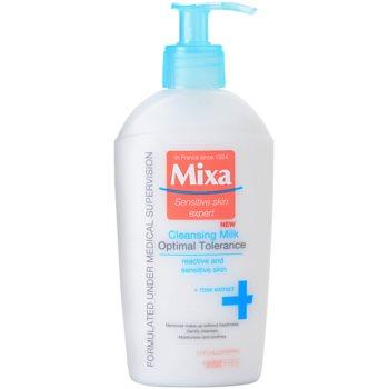 MIXA Optimal Tolerance lapte demachiant