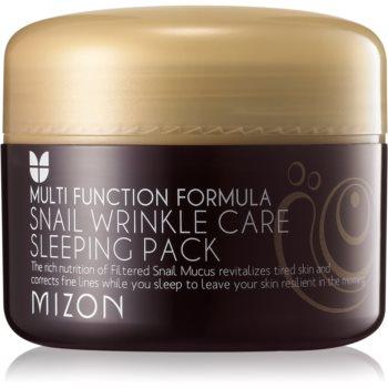 Mizon Multi Function Formula Snail Mască facială regeneratoare extract de melc imagine