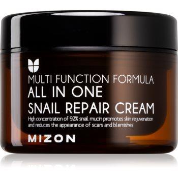 Mizon Multi Function Formula Snail crema regeneratoare cu extract de melc 92% imagine