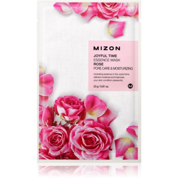 Mizon Joyful Time mască textilă hidratantă pentru micsorarea porilor imagine