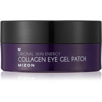 Mizon Collagen Eye Patch masca hidrogel pentru ochi cu colagen imagine produs