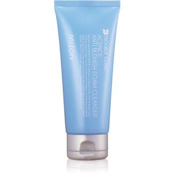 Mizon A.C.Care Solution spuma de curatat impotriva imperfectiunilor pielii cauzate de acnee imagine