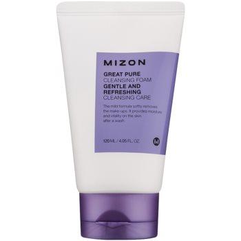 Mizon Great Pure demachiant spumant delicat facial imagine