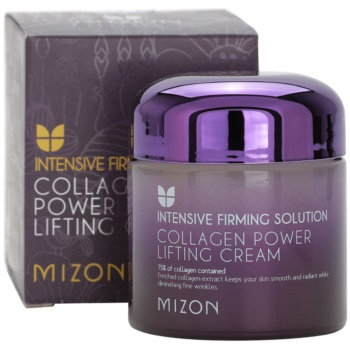 Mizon Intensive Firming Solution Collagen Power lifting krema proti gubam 3