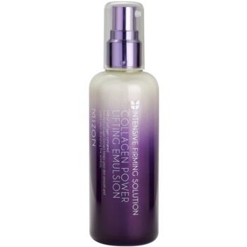 Fotografie Mizon Intensive Firming Solution Collagen Power pleťová emulze s liftingovým efektem 120 ml