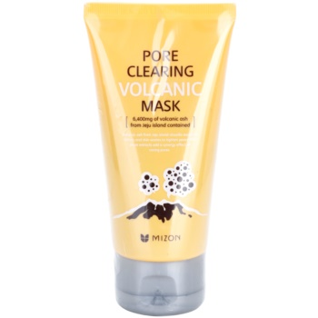 Mizon Pore Clearing vulkanická pleťová maska 80 ml