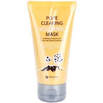 Mizon Pore Clearing Hautmaske mit Vulkanasche