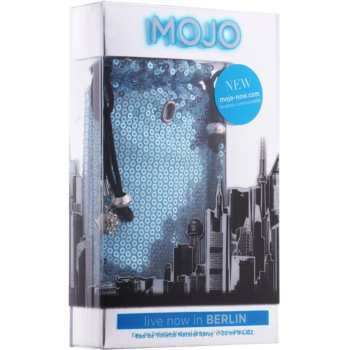 Mojo Live Now Inspired by Berlin Eau de Toilette para mulheres