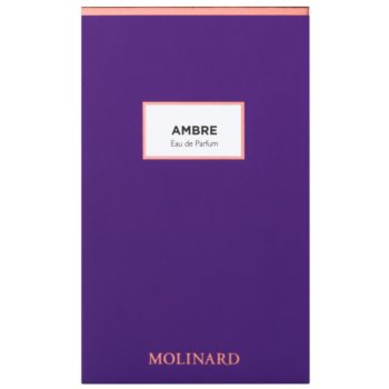 Molinard Ambre Eau de Parfum para mulheres 4
