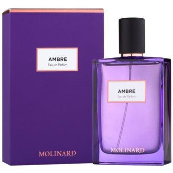 Molinard Ambre Eau de Parfum para mulheres 1