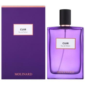 Molinard Cuir eau de parfum pentru femei
