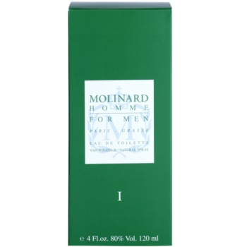 Molinard Homme Homme I Eau de Toilette for Men 4