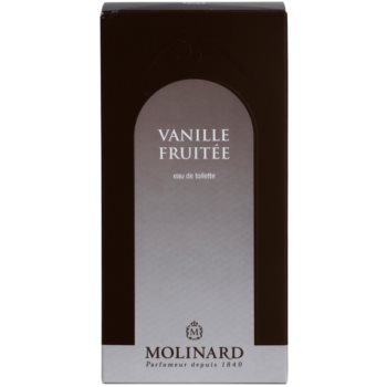 Molinard Vanilla Fruitee Eau de Toilette unissexo 4