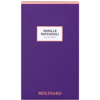 Molinard Vanille Patchouli Eau de Parfum unisex 4
