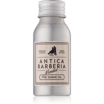 Mondial Antica Barberia Original Citrus ulei înainte de ras