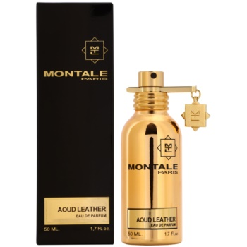 Montale Aoud Leather eau de parfum unisex 50 ml