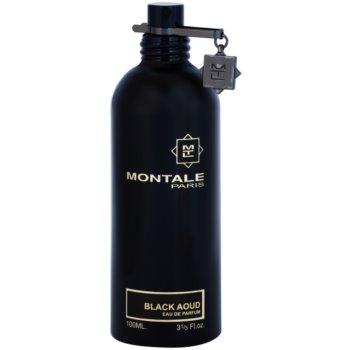 Montale Black Aoud eau de parfum teszter férfiaknak