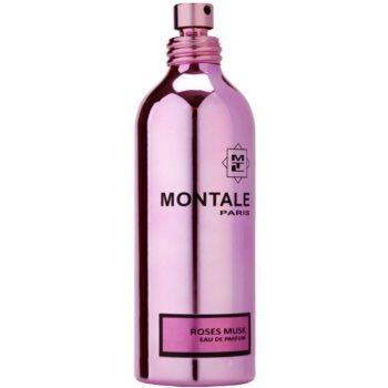 Montale Roses Musk woda perfumowana tester dla kobiet