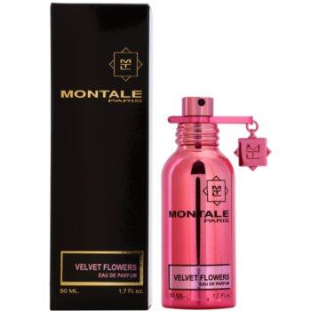 Montale Velvet Flowers eau de parfum unisex 50 ml