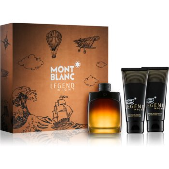 Montblanc Legend Night set cadou III.