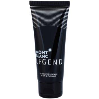 Montblanc Legend after shave balsam pentru barbati 100 ml