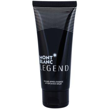 Montblanc Legend balsam după bărbierit pentru bărbați