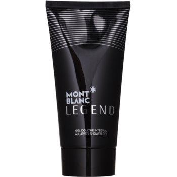 Montblanc Legend gel de dus pentru barbati 150 ml