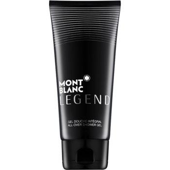 Montblanc Legend gel de dus pentru barbati 100 ml