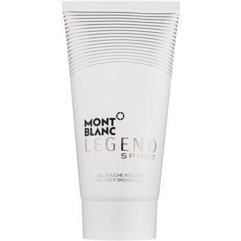 Montblanc Legend Spirit gel de dus pentru barbati 150 ml