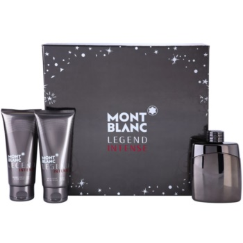 Montblanc Legend Intense set cadou I.