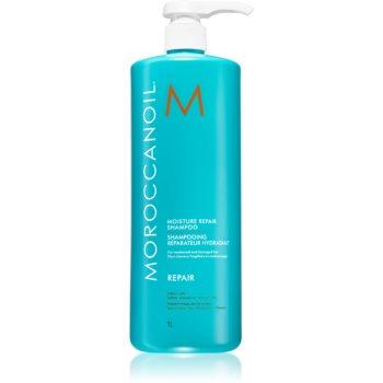 Moroccanoil Moisture Repair šampon pro poškozené, chemicky ošetřené vlasy 1000 ml