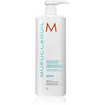 Moroccanoil Moisture Repair kondicionér pro poškozené, chemicky ošetřené vlasy bez sulfátů 1000 ml