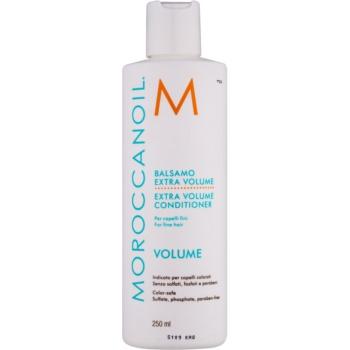 Fotografie Moroccanoil Extra Volume objemový kondicionér pro jemné a zplihlé vlasy 250 ml