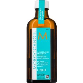 Fotografie Moroccanoil Treatment olej pro jemné a zplihlé vlasy 100 ml