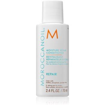 Moroccanoil Moisture Repair kondicionér pro poškozené, chemicky ošetřené vlasy bez sulfátů 70 ml