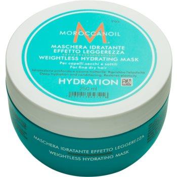 Fotografie Moroccanoil Hydration maska pro suché a křehké vlasy 250 ml