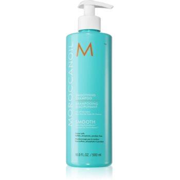Moroccanoil Smooth șampon regenerator pentru catifelarea si hranirea parului uscat si indisciplinat