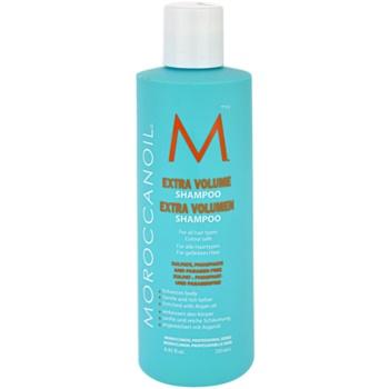 Fotografie Moroccanoil Extra Volume šampon pro objem 250 ml