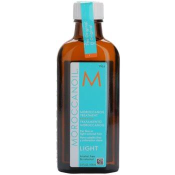 Moroccanoil Treatment ulei pentru par fin