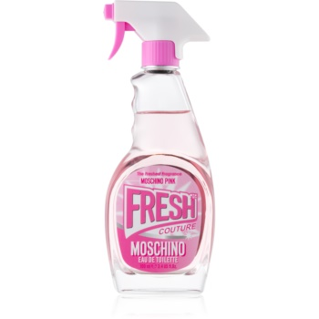 Moschino Pink Fresh Couture Eau de Toilette pentru femei imagine