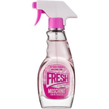 Moschino Fresh Couture Pink eau de toilette pentru femei