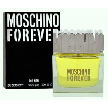 Fotografie Moschino Forever toaletní voda pro muže 50 ml