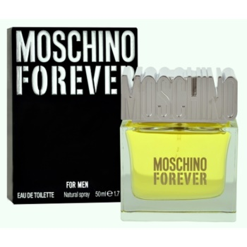Moschino Forever Eau de Toilette pentru barbati 50 ml