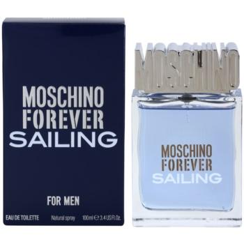 Moschino Forever Sailing Eau de Toilette pentru barbati