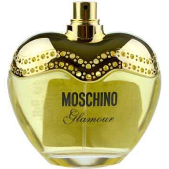 Moschino Glamour парфюмна вода тестер за жени