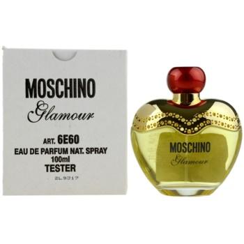 Moschino Glamour парфюмна вода тестер за жени 1
