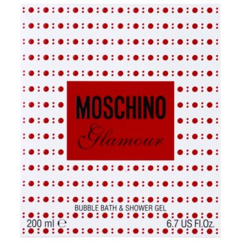 Moschino Glamour душ гел за жени 1