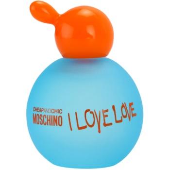 Fotografie Moschino I Love Love toaletní voda pro ženy 4,9 ml