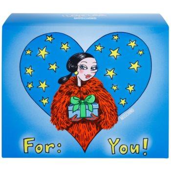 Moschino I Love Love подарунковий набір 3